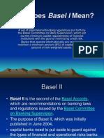 basel I