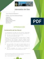 Condensados de Gas Nat
