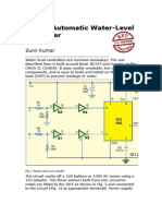 Simple Automatic Water