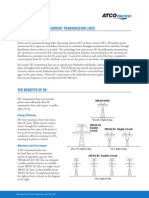 HVDC HVFACTS ABOUT DIRECT CURRENT TRANSMISSION LINESAC