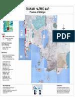 Batangas Risk - TSUNAMI HAZARD MAP