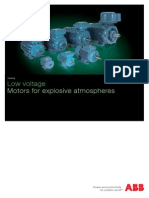 Catalog Motor for Explosive Atmospheres