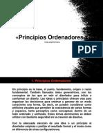 FUNDAMENTOS Y PRINCIPIOS DE DISEÑO Pyd Rondon Zeballos