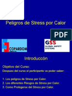1) Peligros Del Stress Por Calor