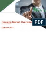 RP-Data-Citibank-Housing Market Overview October 2013
