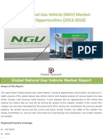 Global Natural Gas Vehicle Market