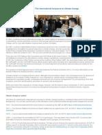 UNFCCC Essential Background