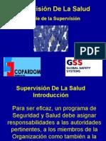 2) Supervision de La Salud