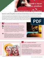 Curso de Fotografía Canon - Fiestas y Acontecimientos especiales