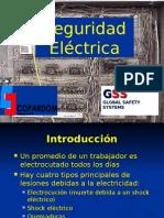 8) Seguridad Electrica. Riesgos y Protección