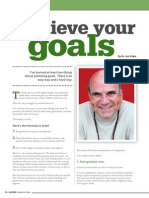 Achieve Your Goals With Joe Vitale