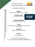 Control Estadistico de La Calidad-Ejemplo de Los 4 Tipos de Costos de La Calidad.