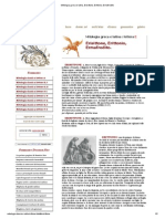 Mitologia Greca e Latina, Erisittone, Erittonio, Ermafrodito