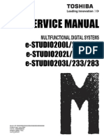 e-STUDIO230-280-232-282-233-283 Service Manual V.10