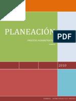 1.- Planeación
