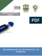 MANUAL DE RECUPERACION DE ARCHIVOS ELIMINADO O FORMATEADOS DEL USB1.doc