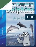 Those Delightful Dolphins by Jan Lee Wicker