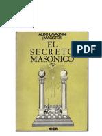 Aldo Lavagnini - El Secreto Masónico