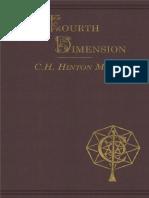 Hinton - The Fourth Dimension