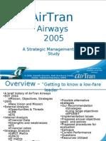 AirTran Airways Presentation