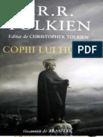 J. R. R. Tolkien - Copiii Lui Hurin