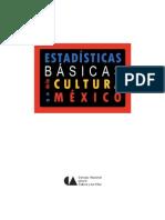 Estadísticas de Cultura