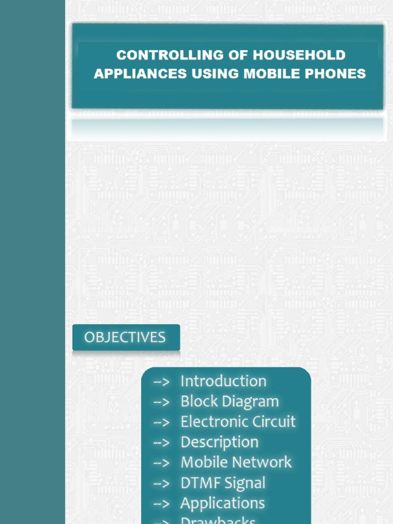 Dtmf Logic Basics And Circuitary Ppt Telephone Microcontroller Based Remote Control System
