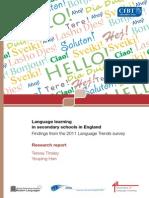 Language Trends Report