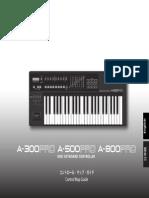 A-300 500 800 Pro ControlMapGuide