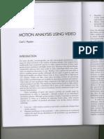 2 Video Analysis