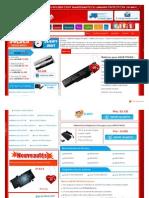 Batterie ASUS P30AG pour Ordinateur Portable