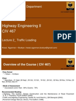 2 Traffic Loading
