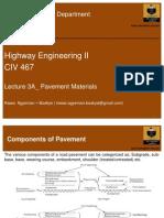 3A Pavement Materials