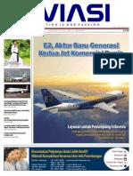 Layout Tabloid Aviasi Edisi 62 Agustus 2013
