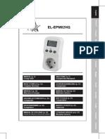 EL-EPM02HQ Energy Power Meter Manual