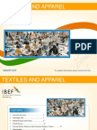 Textiles and Apparel August 2013