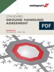 Standard Ground Handling Agreement 2013