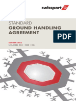Standard Ground Handling Agreement 2013