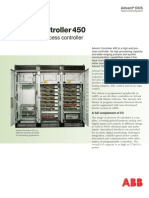 3bse004512r501 - En Advant Controller 450 Version 2.3 1 Brochure