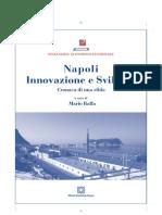 Napoli Innovazione e Sviluppo, a cura di Mario Raffa. Edizioni Scientifiche Italiane