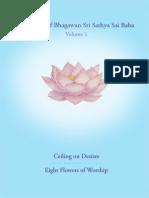 Teachings of Sri Sathya Sai Baba - Vol 1
