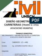 Diapositiva Caminos