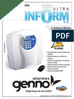 Manual Genno - Alarme Inform Ultra 2+2 v1