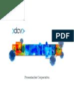 Presentación corporativa DCV