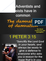 What Adventists and Athiests Have in Common - Slides