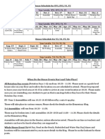 House Schedule 2013-14-Update 181113