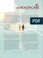 Future of Health 2013 Poster - DECIPHER Health, using clinical analytics to improve delivery of care, predict future risk and empower informed decision making.