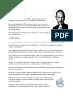 Steve Jobs Leadership