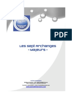 Brochure - Les Sept Archanges «Majeurs»