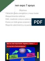 Resumen Clase 7 Fisio